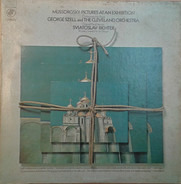 Modest Mussorgsky / Maurice Ravel / George Szell And The Cleveland Orchestra , Sviatoslav Richter - Pictures At An Exhibition