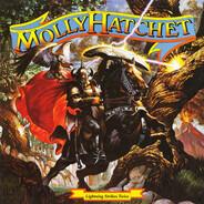 Molly Hatchet - Lightning Strikes Twice