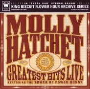 Molly Hatchet Featuring Tower Of Power Horn Section - Greatest Hits Live