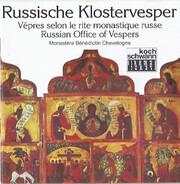 Monastère Bénédictin Chevetogne - Russische Klostervesper / Vêpres Selon Le Rite Monastique Russe / Russian Office Of Vespers