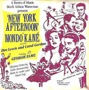 Mondo Kane - New York Afternoon