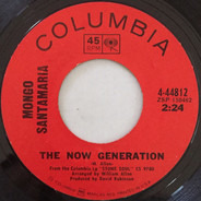 Mongo Santamaria - The Now Generation / Where We Are