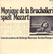 Monique de la Bruchollerie, Camerata academica des Salzburger Mozarteums, B. Paumgartner - spielt Mozart, KLavierkonzerte d-moll KV466, A-dur KV488