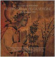 Claudio Monteverdi , The King's College Choir Of Cambridge , Philip Ledger - Vespro Della Beata Vergine
