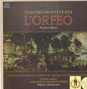 Monteverdi (Harnoncourt) - L'Orfeo