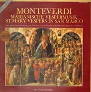 Monteverdi - Marianische Vespermusik