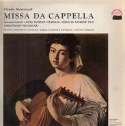 Monteverdi - Missa Da Cappella (Venhoda, Prague Madrigal Singers,..)