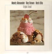 Monty Alexander, Ray Brown, Herb Ellis - Triple Treat