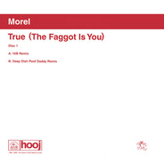 Morel - True (The Faggot Is You) (Disc One)