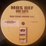 Mos Def - Umi Says