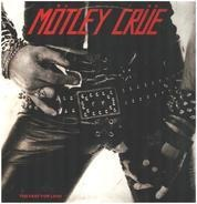 Mötley Crüe - Too Fast For Love =white=