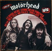 Motörhead - The Golden Years - Live EP