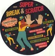 Motor City Crew, Grandmaster Funk, Dazz Band - Super Break & Scratch