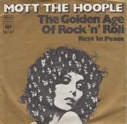 Mott The Hoople - The Golden Age Of Rock 'N' Roll