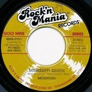 Mountain / Andy Pratt - Mississippi Queen / Avenging Annie