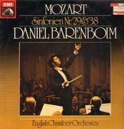 Mozart/ Daniel Barenboim, English Chamber Orchestra - Sinfonien Nr. 29&38