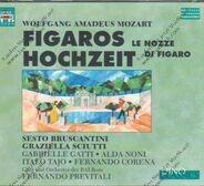 Mozart - Figaros Hochzeit