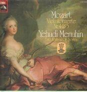 Mozart - Violinkonzerte Nr.4 & 5