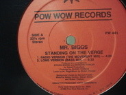Mr. Biggs - Standing on the Verge