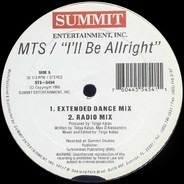 Mts - I'll Be Allright