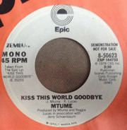 Mtume - Funky Constellation / Kiss The World Goodbye