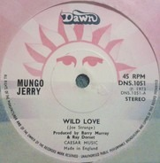 Mungo Jerry - Wild Love