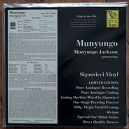 Munyungo Jackson - Munyungo