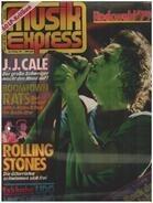 Musikexpress - 12/79 - Bob Geldof