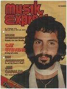 Musikexpress - 2/76 - Cat Stevens