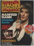 Musikexpress - 4/78 - Rod Stewart