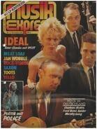 Musikexpress Sounds - 11/81 - Rock in Deutschland