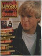 Musikexpress Sounds - 11/83 - Bryan Adams
