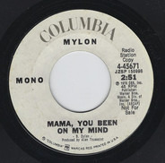 Mylon - Mama, You Been On My Mind