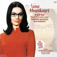 Nana Mouskouri - In New York/Tragouda Hadjidakis