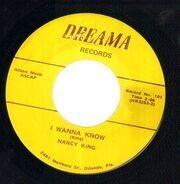 Nancy King - My Little Secret / I Wanna Know