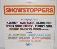 Nancy Wilson , Gordon MacRae , Judy Garland , Al Martino , Matt Monro - Showstoppers