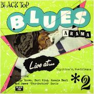 Nappy Brown, Earl King, Ronnie Earl, James 'Thunderbird' Davis - Black Top Blues A Rama Vol. 2