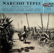 Narciso Yepes - Récital De Guitare