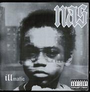 Nas - 10 Year Anniversary Illmatic Platinum Series