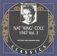 Nat King Cole - 1947 Vol. 3