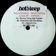 Natural Rhythm - Robot Training Camp EP