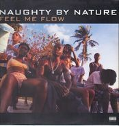 Naughty By Nature - Feel Me Flow / Hang Out And Hustle