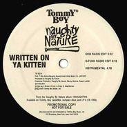 Naughty By Nature - Written On Ya Kitten / Klickow-Klickow