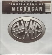 Negrocan - Aquela Esquina (The Remixes)