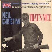 Neil Christian - That's Nice