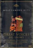 Neil Sedaka / Roberta Flack / Tony Bennett a.o. - Most Famous Hits - Great Voices, Big Shows