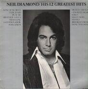 Neil Diamond - His 12 Greatest Hits