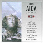 Verdi - Aida (Gustavson, Valdengo, Harbour)