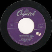 Nellie Lutcher With Billy May And His Orchestra - The Birth Of The Blues