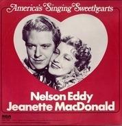 Nelson Eddy , Jeanette MacDonald - America's Singing Sweethearts